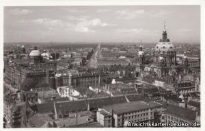 Berlin Über den Dächern von Berlin