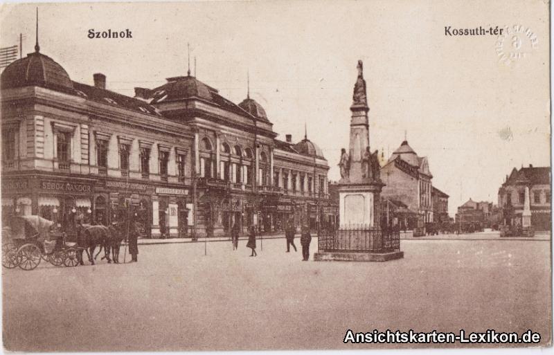 Sollnock Kossuth-Platz (Kossuth-ter)
