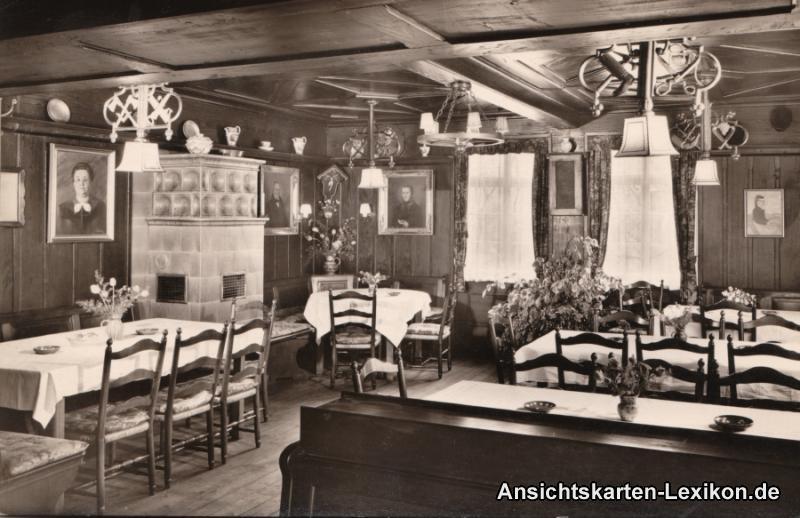 Glottertal Gasthaus zum Adler - Gaststube