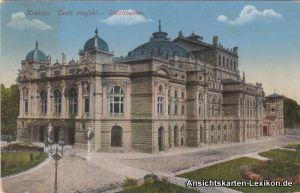 Krakau Stadttheater (Teatr miejski)
