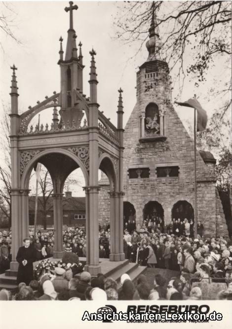 Lützen-Wiesengrund Gustav-Adolf-Gedächtnisstätte