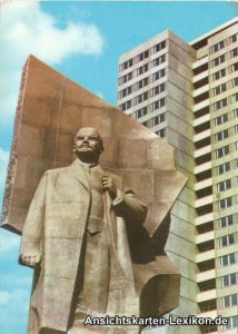 Ansichtskarte Berlin Lenindenkmal 1971
