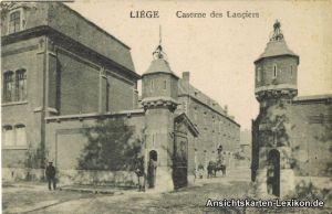 Lüttich Kaserne (Caserne des Lanciers)