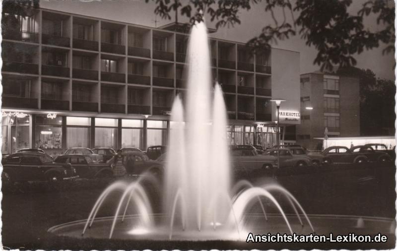Reutlingen Parkhotel: Friedrich List