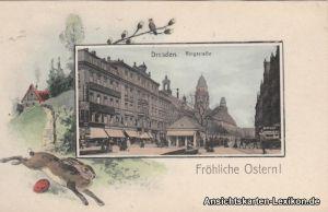 Dresden-Innere Altstadt Ringstraße (Oster AK)