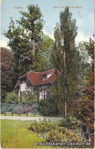 Leipzig-Südvorstadt Idyll im Scheibenholz