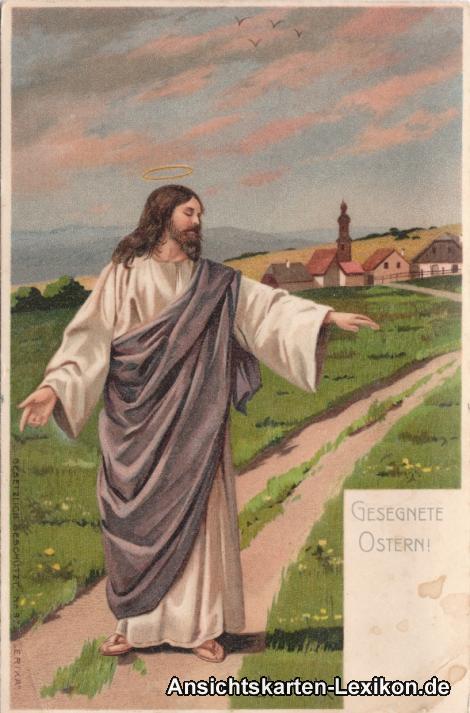 Ostern Jesus