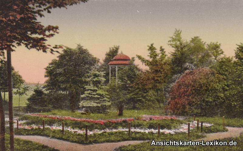 Münchberg Partie im Stadtpark