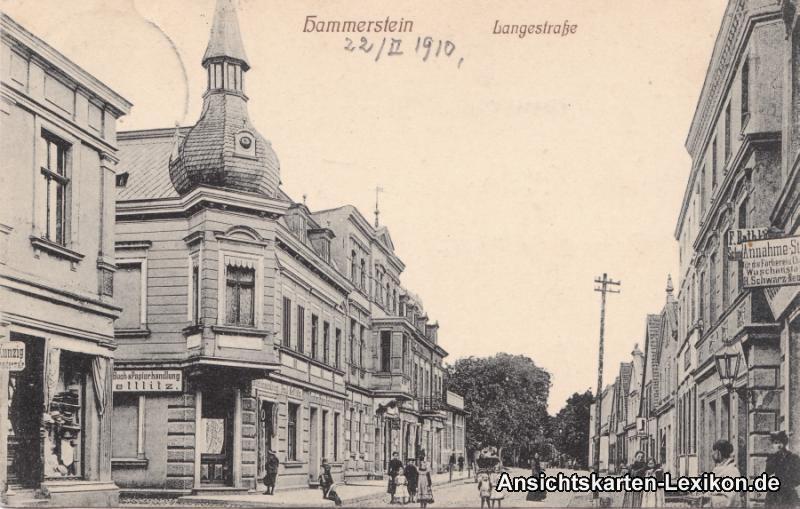 Hammerstein Partie in der Langestraße