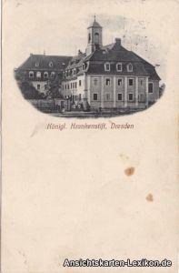 Dresden-Johannstadt Königl. Krankenstift