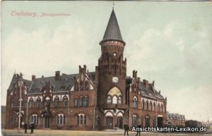 Trelleborg Järnvägsstationen (Bahnhof)