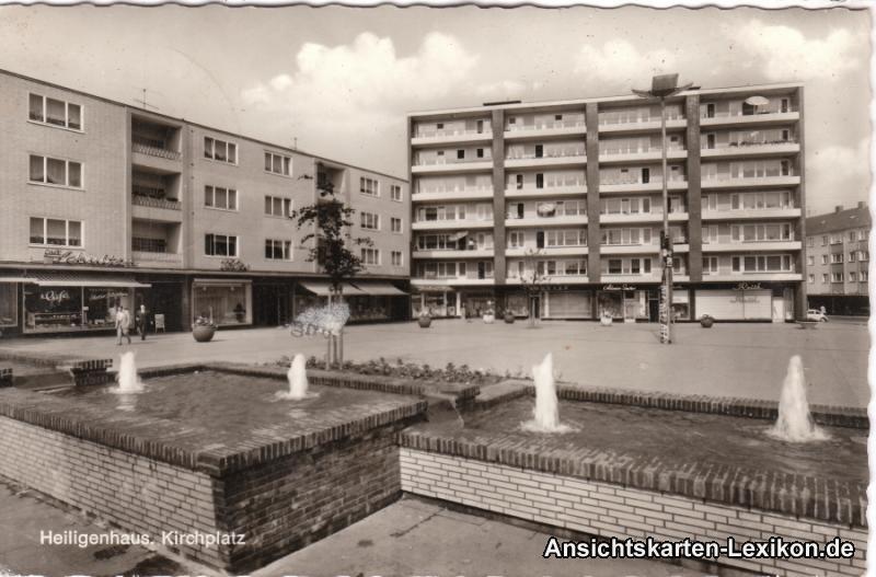 Heiligenhaus Kirchplatz