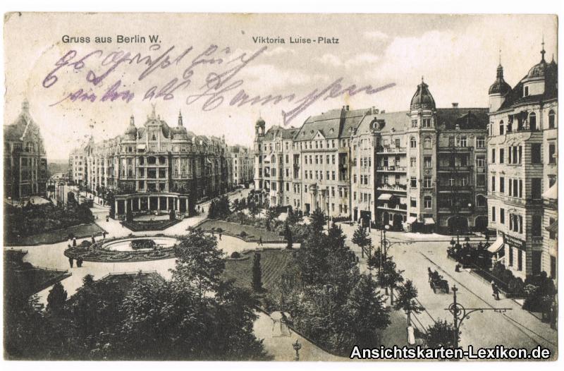 Berlin-Schöneberg Viktoria Luise-Platz 0
