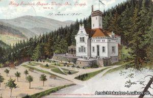 Aue (Erzgebirge) König-Friedrich-August-Warte