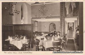 Hannover Hotel Europäischer Hof - Innenansicht
