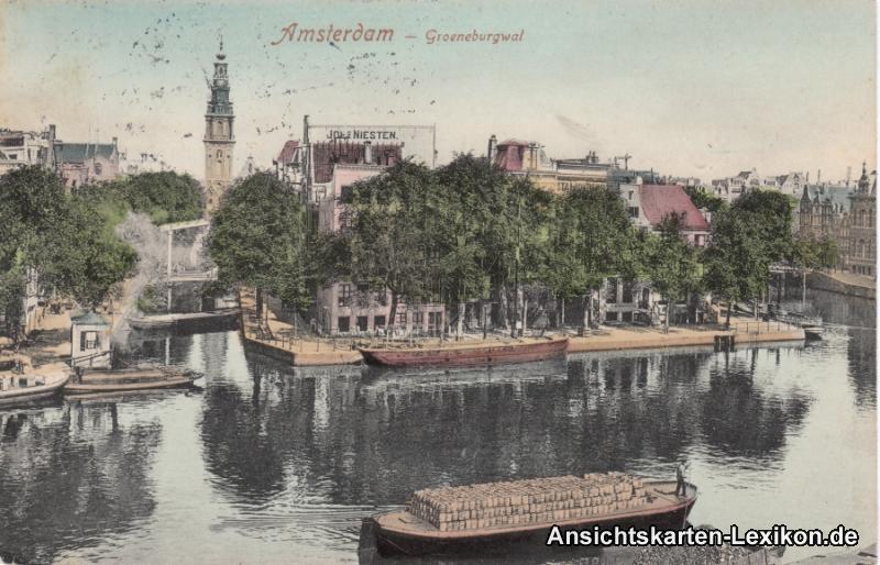 Amsterdam Groeneburgwal