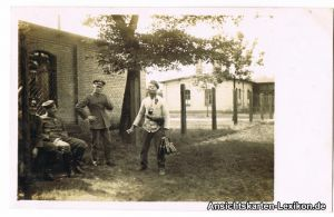 Neuhammer am Queis Soldaten auf dem Truppenübungsplatz