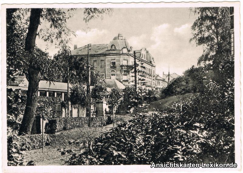Dresden Weißer Hirsch Dr. Lahmann´s Sanatorium Ansichtsk