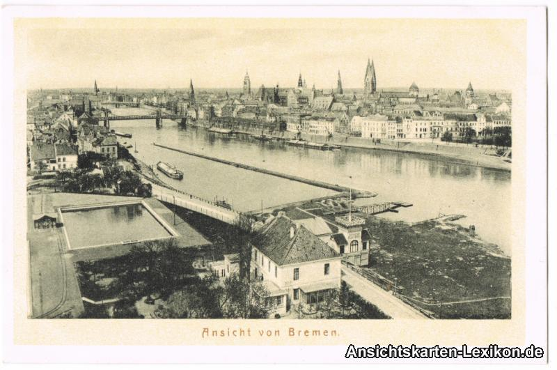 Bremen Totale, Hafen und Ruderverein
