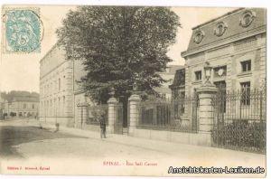 Épinal Rue Sadi Carnot