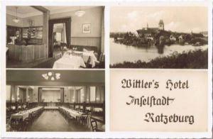 Ratzeburg Wittler´s Hotel - 3 Bild innen und außen