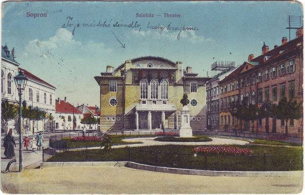Ödenburg Theater (Szinhaz)