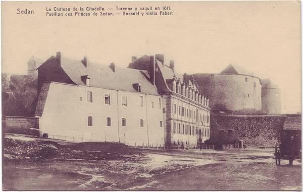 Sedan le Chateau de la Citadelle