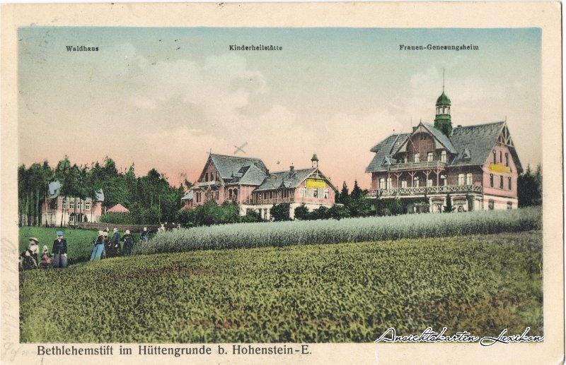 Hohenstein-Ernstthal Hüttengrund