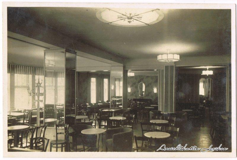 Kiel Innenansicht - Wiener Cafe
