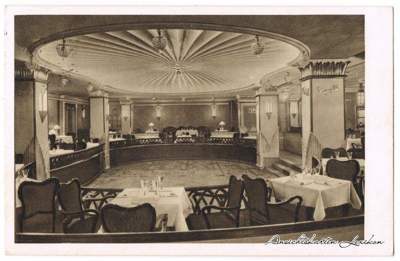 München Regina Bar, Regina Palast Hotel