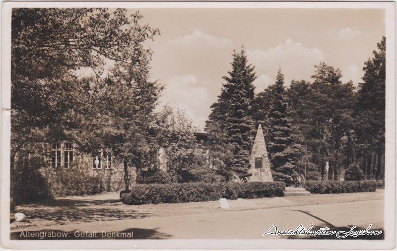 Altengrabow Gefallen-Denkmal