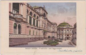 Baden-Baden Friedrich- und Augustabad