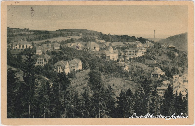 Bad Gottleuba-Bad Gottleuba-Berggießhübel Heilstätte Gottleuba der Landesvers-Anstalt