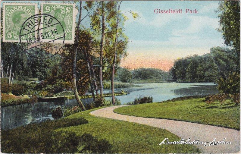 Haslev Gisselfeld Park