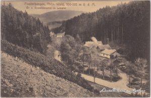 Finsterbergen-Friedrichroda Öl- und Schneidemühle im Leinatal