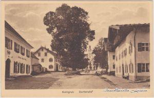 Bad Kohlgrub Dorfstraße