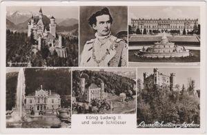 Hohenschwangau-Schwangau König Ludwig II. und seine Schlösser 1939