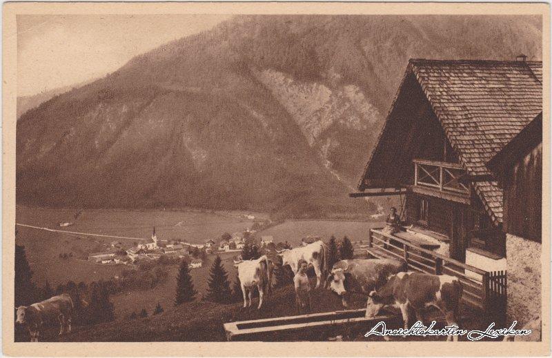 Bayrischzell Zeller Niederalm