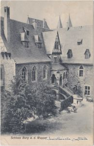 Burg an der Wupper-Solingen Kapelle