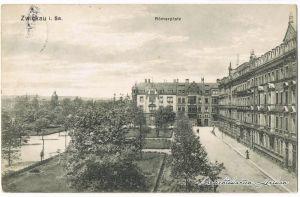 Zwickau Römerplatz