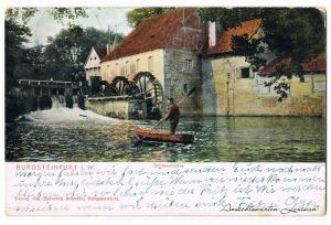 Burgsteinfurt-Steinfurt Schlossmühle