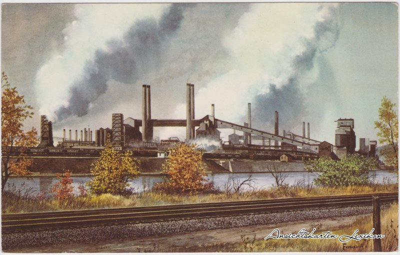 Clairton Works of United States Steel Corporation