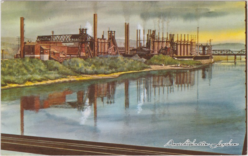 Carrie Furnaces of United States Steel Corporation
