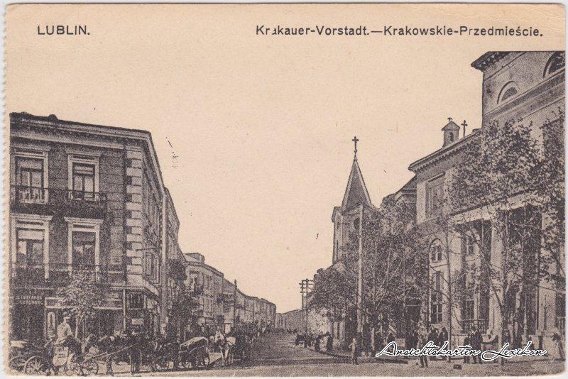 Lublin Krakauer-Vorstadt - Krakowskie-Przedmiescie