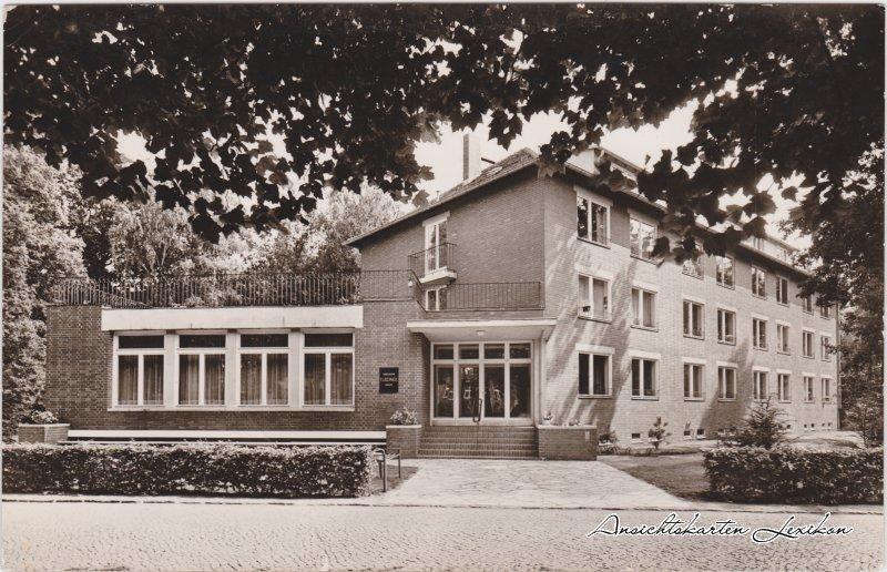Spandau-Berlin Fliedner-Haus - Ev. Johannesstift