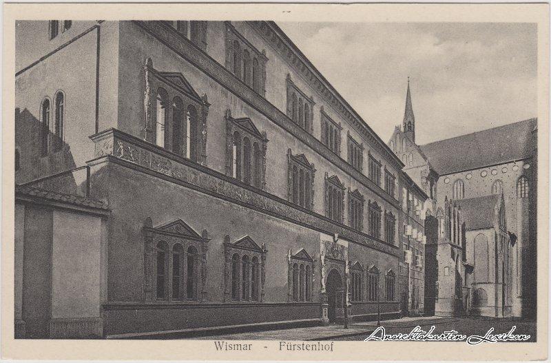 Wismar Fürstenhof