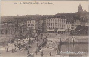 Boulogne-sur-Mer le Pont Marguet