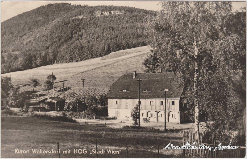 Waltersdorf Großschönau (Sachsen) HOG
