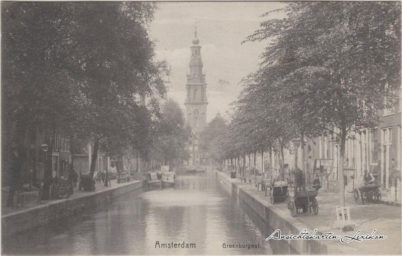 Amsterdam Groenburgwal