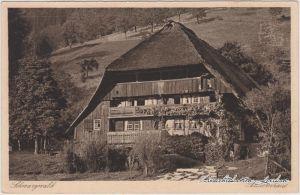 Bad Herrenalb Bauernhaus im Schwarzwald